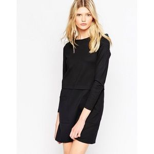 French Connection ponte dress